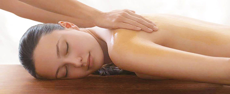 Les massages à l'hôtel Echaillon