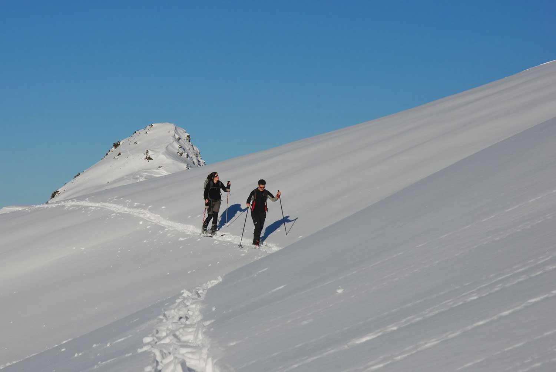 séjour-ski-randonnee-claree-nevache-ciel-bleu